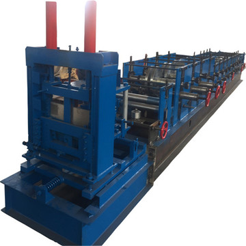 factory suppliers metal c profile roll forming machine