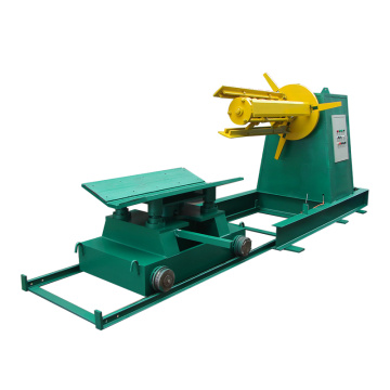 Brand new one year warranty 5 ton hydraulic decoiler