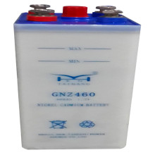 110V DC Nickel Cadmium KPM460 nicd battery