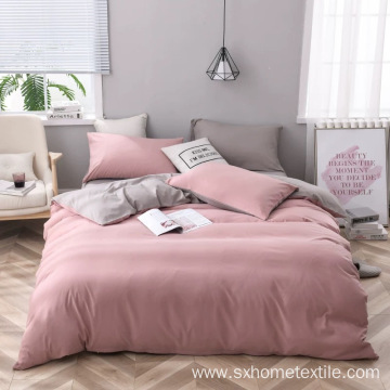 home use solid quilt set