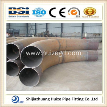 API5LGR.B carbon steel/mild steel hot induction pipe bending