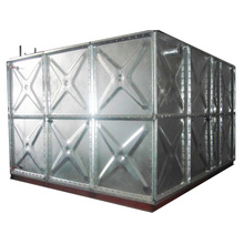 Steel Fire Fighting Water Storage Tank