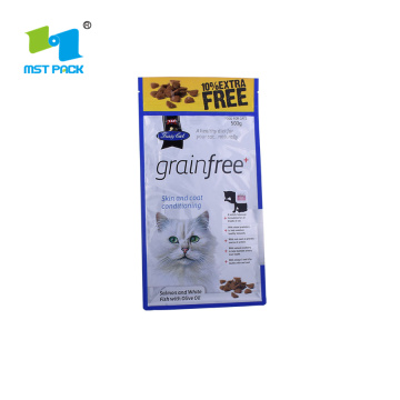 Gravure Printing Doypack Cat Food Bag
