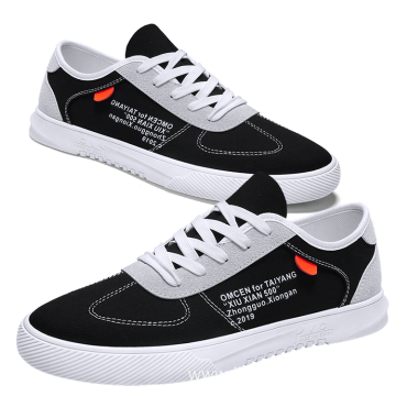 Men Casual Canvas Sneakers