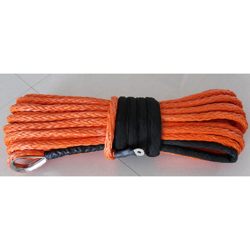 Winch Rope With Lug/Eyelet/ Sleeve/ Hook/Tube Thimble
