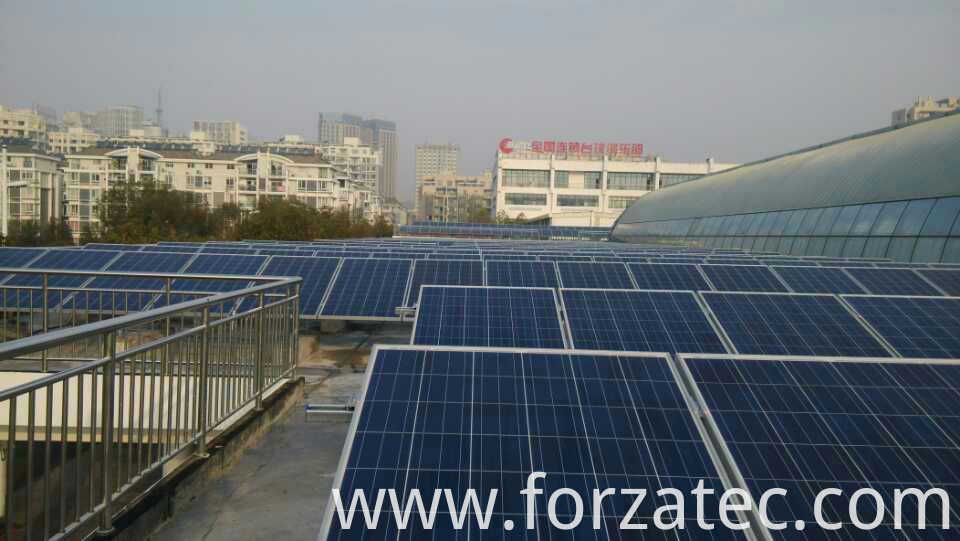ESS of Li-battery for PV Plant