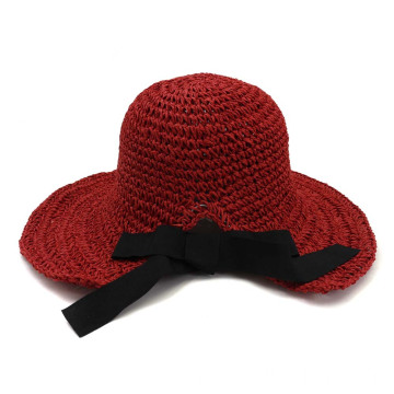 Stylish premium hat store summer straw hat