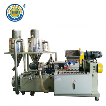 Single Screw Extrusion Granulator alang sa mga PVC Cables