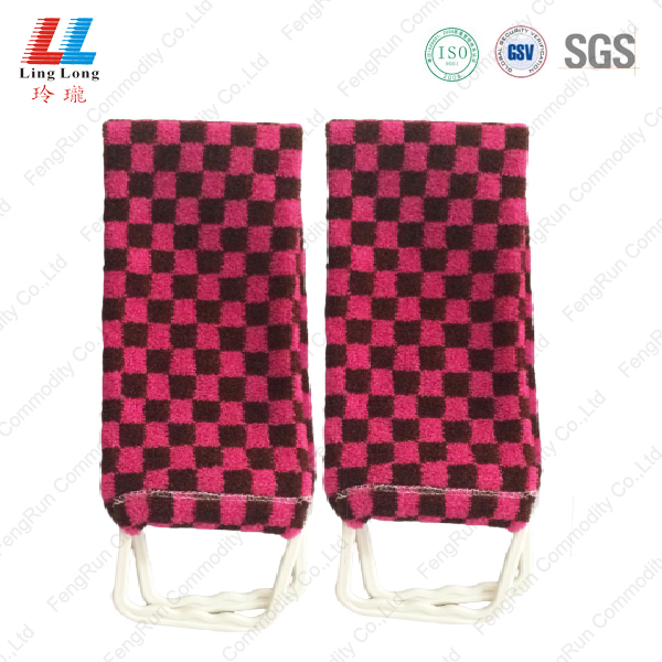 Hot checkered style mixture bath belt