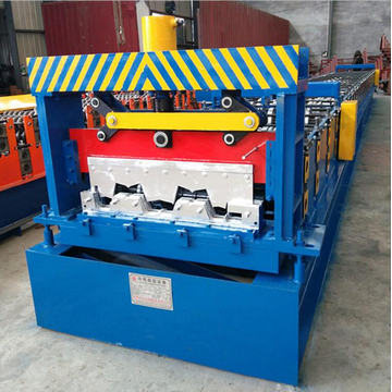 Galvanized Steel Floor Deck Cold Roll Forming Mill