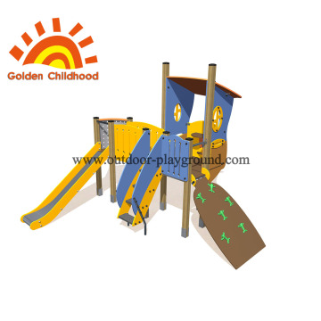 Climber Outdoor Playground Equipment Panel Structure For Sale