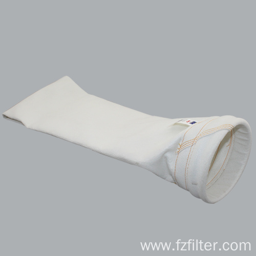 Oil &Water Repellent Polyester Dust Filter Bags