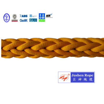 12-Strand Polyester Jacketed /UHMWPE  Rope