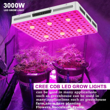 Sare u qaadidda Phlizon 600W COB Plant Growth Light