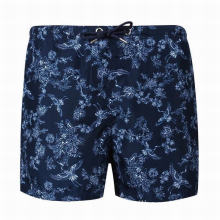 Polyester mens shorts swimwear blue men's sexy swimwear