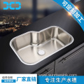 Contemporary style American stainless steel undermount sink