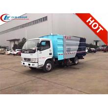 HOT SALE Dongfeng 5cbm parking lot sweeper truck