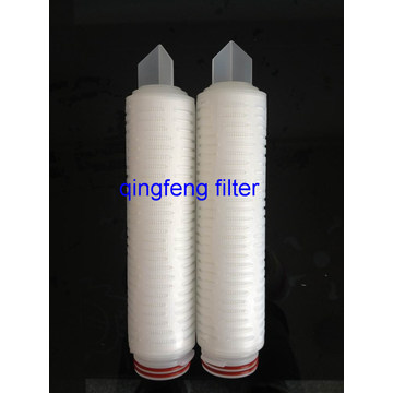 Food Grade Filter Microporous Nylon Filter Cartridge