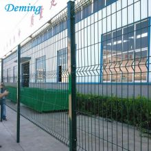 PVC Coated Welded Wire Mesh Garden Fence