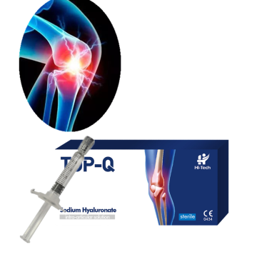 2 ml Safe and effective medical sodium hyaluronate gel injections for Knee Osteoarthritis