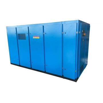 132KW Two Stage Screw Air Compressor For Mining