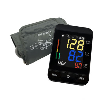 Tricolor Online Automatic BP Monitor Blood Pressure Monitor