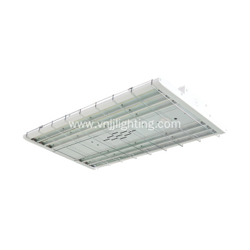 6000K 160lm/w LED Flat Linear High Bay Light