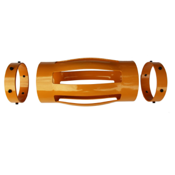 Cementing Tool of Integral Centralizer