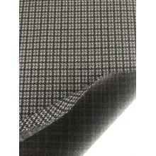 Double Knitting Jacquard Houndstooth Design