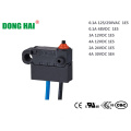 Waterproof Dustproof Micro Switch For Office Equipment