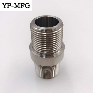 High Quality Custom CNC Machined Titanium Parts