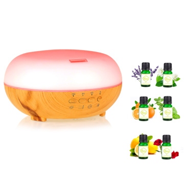 Ultrasonic Essential Oil Diffuser with Bluetooth Speaker