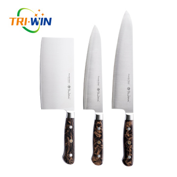 Heavy Duty Kitchen Knife Set