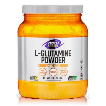 how much l glutamine to take for ibs