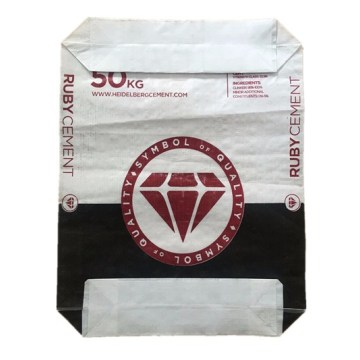 Durable Light Weight PP Woven Cement Bag