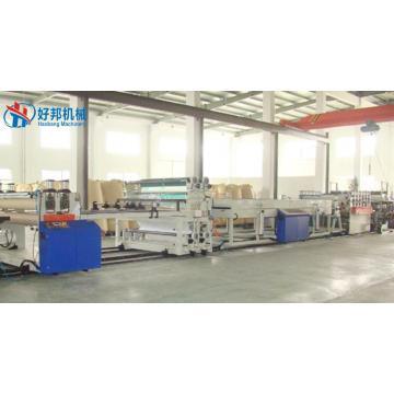 PC PP Hollow Sheet Extrusion Production Plant