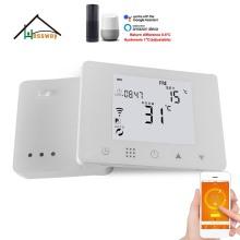 TUYA APP Wireless WIFI & RF WIFI Thermostat for Bolier,Hot Water,Electric Heating Optional