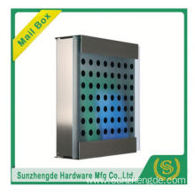 SMB-068SS China Supplier Cast Aluminum Freefree Mailbox/Free Standing Mailbox