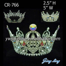 Full Round King Pageant Crown For Sale