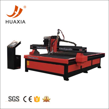 CNC Table plasma cutter drill & machine