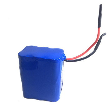 18650 3S2P 11.1V 6800mAh Li Ion Battery