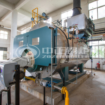 Industrial Diesel fuel 10 tph steam boiler