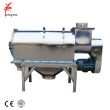 Powder material centrifugal airflow screen machine