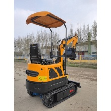 new cheap joystick 1 ton mini excavator