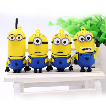 Factory Wholesale Minions USB pen drive