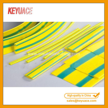 Yellow Green Heat Shrink Sleeving