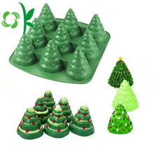 Christmas Silicone Bakery Cookware Molds Cake Baking