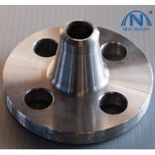 JIS Galvanized Carbon Steel Weld Neck Flanges