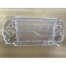 Transparant Clear Front Faceplate Case Cover For PSP 1000 Fat 2000 3000 Slim cover