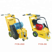 asphalt scarifying machine portable asphalt milling machine